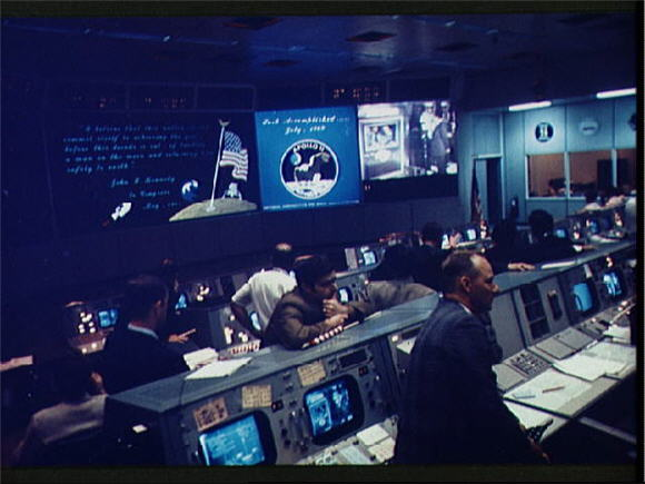 L'Apollo Guidance Computer che ha portato Apollo 11 sulla Luna