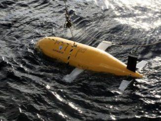 Lo yellow submarine allo studio delle correnti sotto l'antartide