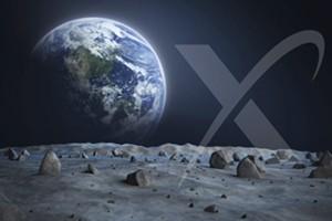 Le sonde e i rover delle cinque società finaliste di Google XPrize.