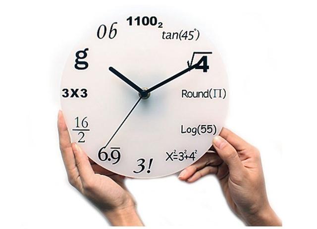 Lezione di matematica, mancano i professori