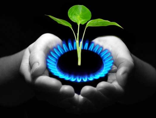 Dalla digestione anaerobica dei rifiuti organici il biometano per la casa