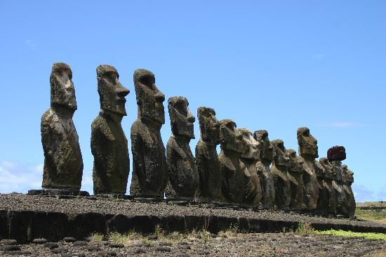 Mistero sulla scompara della popolazione di Rapa Nui
