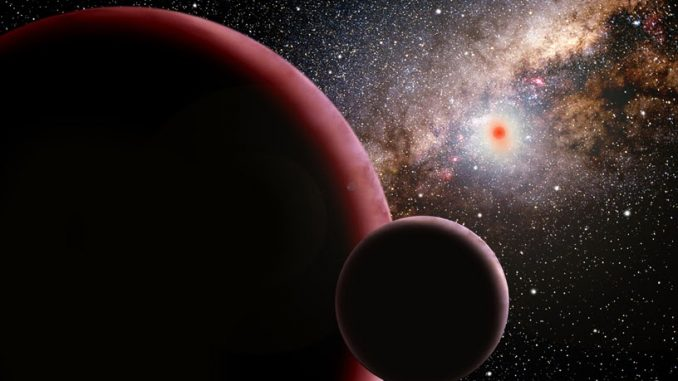 Pianeti con esolune nel sistema Kepler 1625