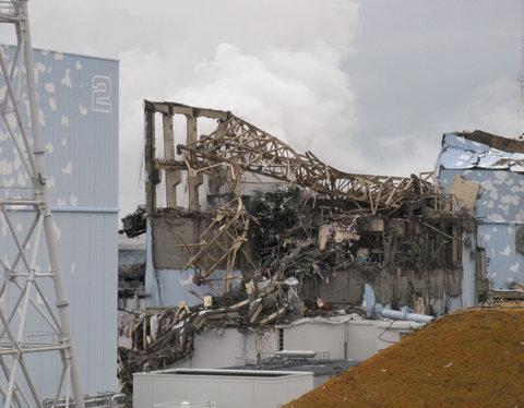 Combustibile nucleare, come lava fusa nei reattori di Fukishima