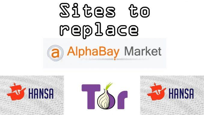 Vengono chiusi i siti AlphaBay e Hansa nella Darknet