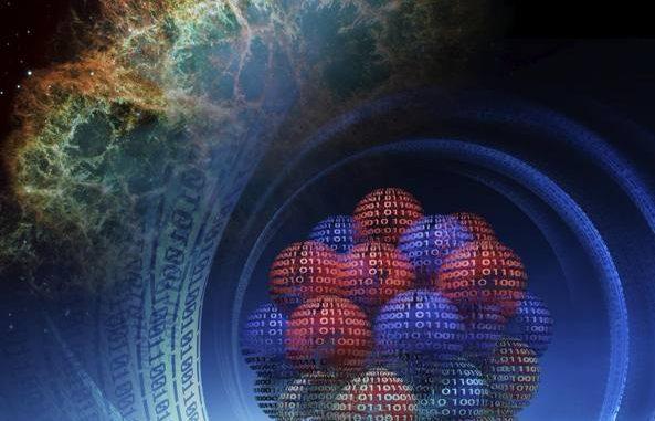 Trovata la particella Xi, forma la colla che unisce la materia