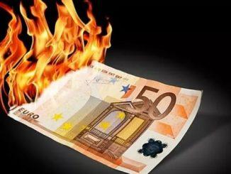Sempre in aumento il debito pubblico Italiano