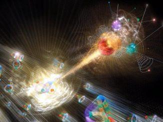 Il modello standard non spiega la supersimmetria, è un nuovo Universo?
