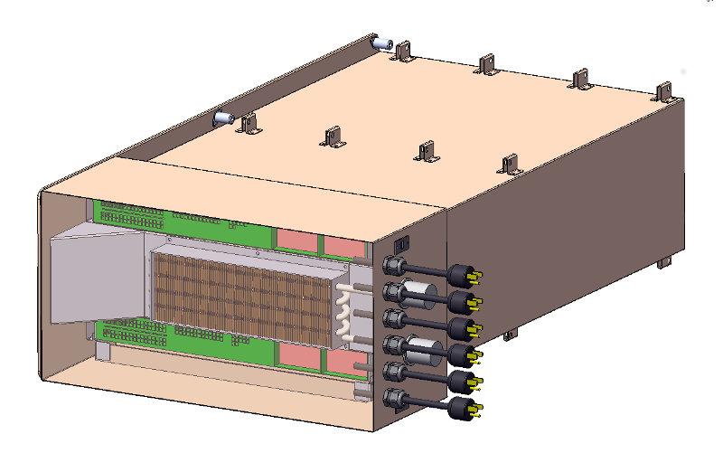 Test nello spazio per HPE Spaceborne Computer