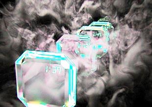Scoperto il moto perpetuo con i cristalli a ring-particles