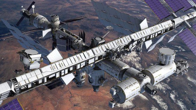 Riciclaggio estremo dei materiali di scarto per i viaggi spaziali