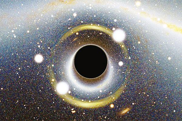 Einstein e la sua relatività generale confermati da un buco nero