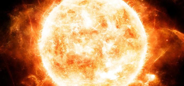 La gigante rossa Antares ripresa dal Vlt