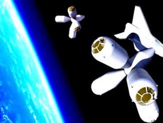 Vacanze spaziali in suites galattiche orbitali