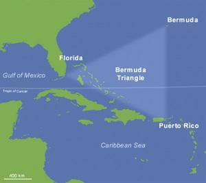 misteri, triangolo delle bermude