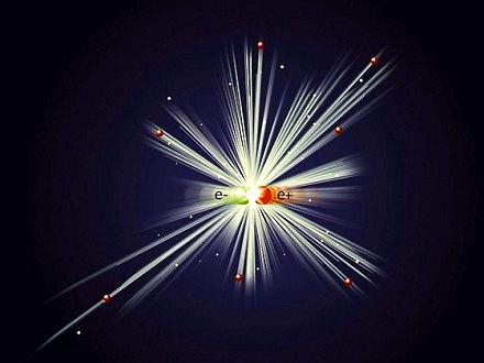 Scoperto l'anti-atomo con l'esperimento ALPHA