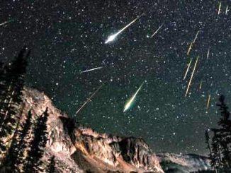 10 agosto, notte di San Lorenzo, a guardare le stelle cadenti