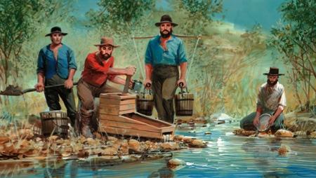 Cercatori d'oro
