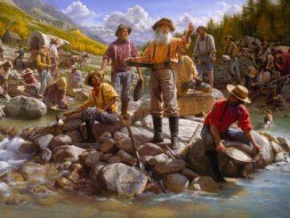La California dei cercatori d'Oro