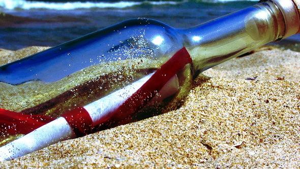 """Un nuovo """"messaggio in bottiglia"""" per gli extraterrestri"""