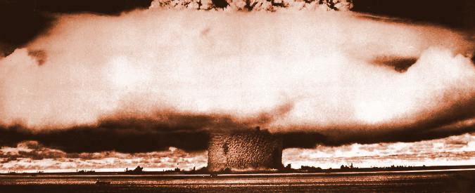 Differenza fra bomba Atomica e Bomba a Idrogeno