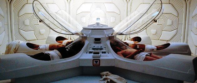 Faremo i lunghi viaggi nello spazio ibernati
