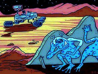 Tracce di vita antica trovate sul suolo di Marte