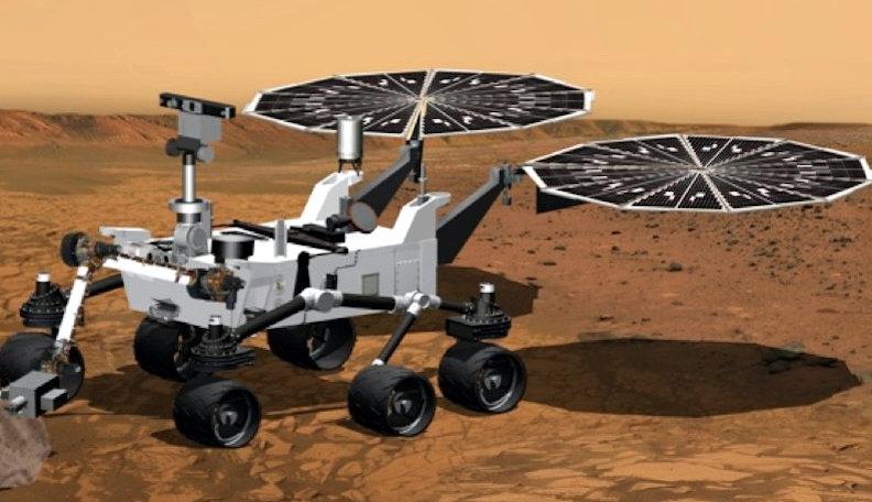 In cerca di una soluzione per produrre ossigeno su Marte