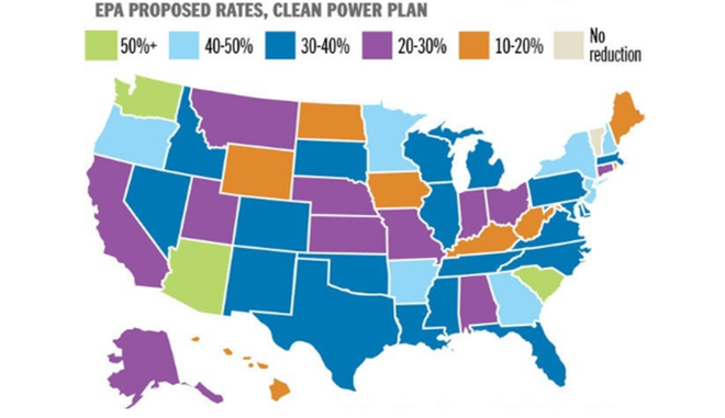 Il Ritiro del USA dal 'Clean Power Plan' del 2015