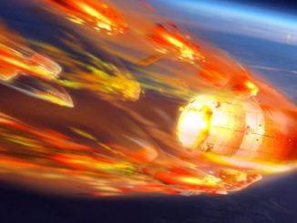 Pericolo caduta in atmosfera della stazione spaziale cinese
