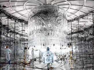 Alla ricerca dell'antimateria con un esperimento sotto il Gran Sasso