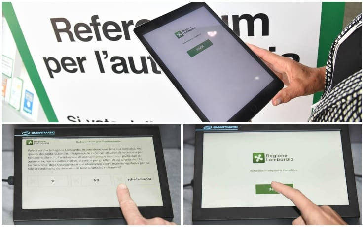 Hackers violano il software di voto in Lombardia