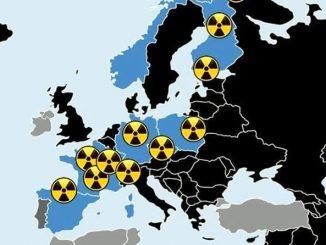 Misteriosa nube radioattiva sull'Europa del Nord