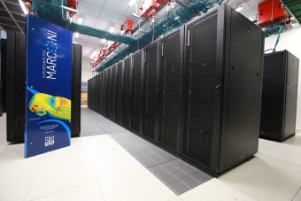 Il supercomputer Marconi del Cineca