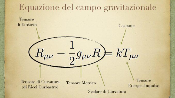 Con Einstein una nuova fisica e modo di guardare l'Universo