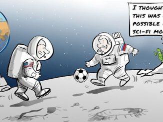 Basi in orbita lunare e nuove propulsioni per andare su Marte