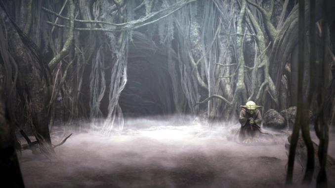 """Alla ricerca del """"lato oscuro della forza"""""""