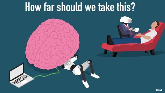E se il tuo prossimo medico fosse un robot?| GERD / FLICKR