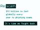 Risparmia tempo e fai rispondere, allo scam online, da Re:scam