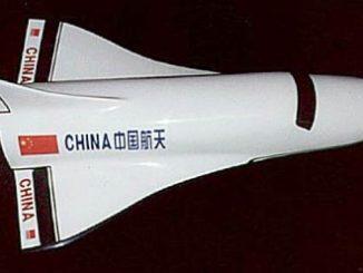 Anche la Cina nella corsa allo Spazio con un nuovo shuttle