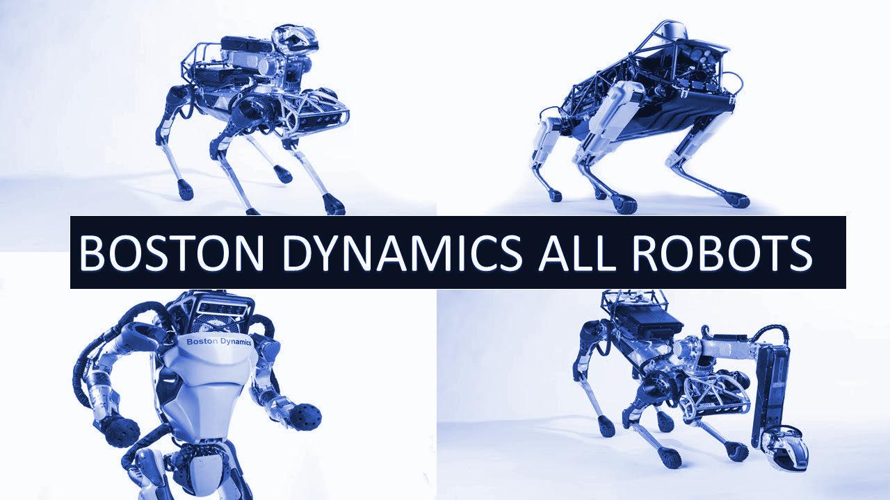 """Il nuovo """"cane robot"""" della Boston Dynamics"""