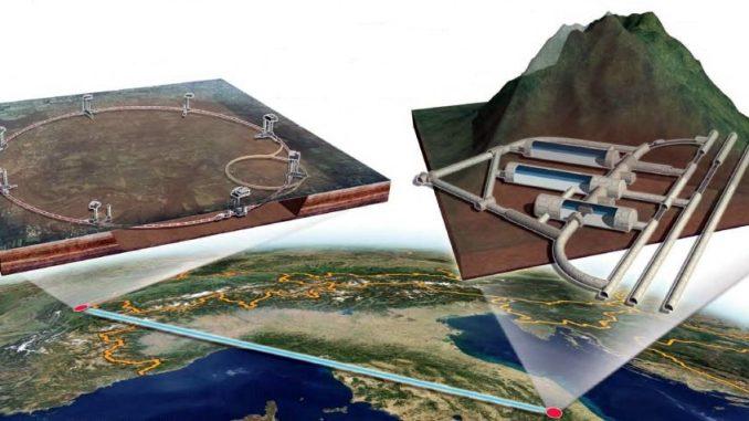 Dubbi sulla sicurezza dell'esperimento sotto il Gran Sasso in Abruzzo