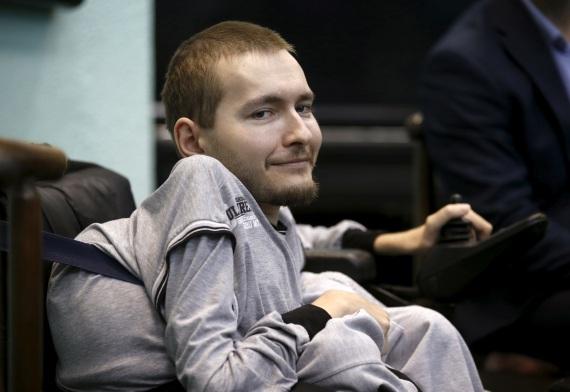 Valery Spiridov, uno dei volontari che si sono offerti per il trapianto di testa.