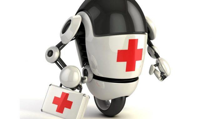 Nel futuro saremo curati dal robot dottore?