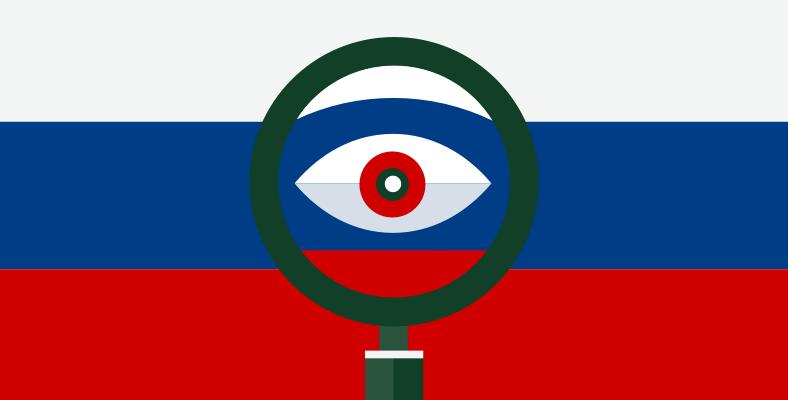 """Il """"grande fratello"""" russo blocca la dark net"""