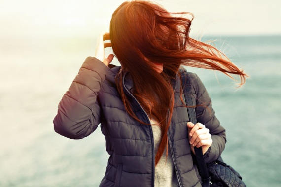 Potrebbe esserci un legame tra capelli rossi e poca esposizione al sole.| SHUTTERSTOCK