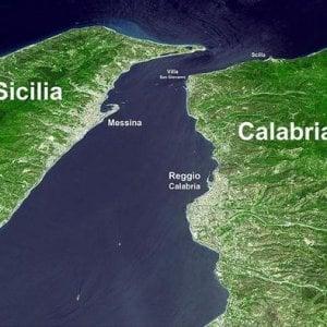 Terremoti: scoperta la faglia che allontana Calabria e Sicilia