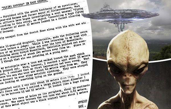 Stanziamenti del Pentagono per indagare sul fenomeno UFO