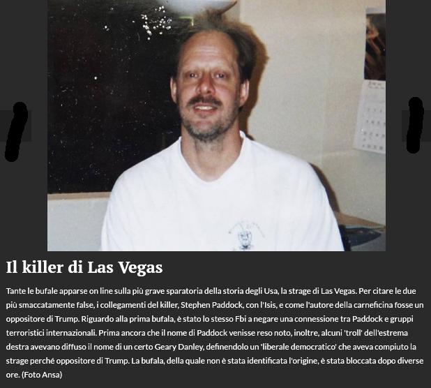 Il killer di Las Vegas