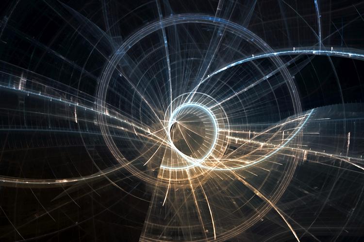 La materia oscura non esiste nell'universo ologrammatico di Erik